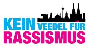 """© Kampagne """"Kein Veedel für Rassismus"""""""