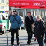 """© Redaktion Kein Veedel für Rassismus - Fotoinfo: Michael Gabel, """"Pro Köln"""""""