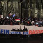 © Redaktion Kein Veedel für Rassismus - Fotoinfo: Flashmob