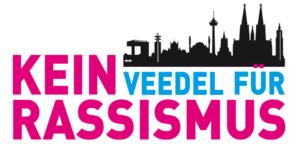 Logo Kein Veedel für Rassismus